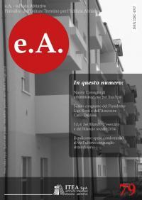 In questo numero: ITEA SpA